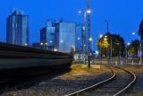 manewry pociągu