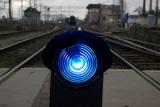 niebieskie światło pkp