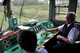 lokomotywa kabina