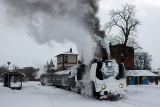 zima na kolei