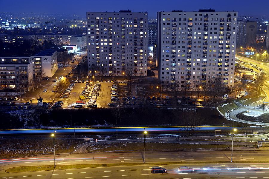 Ocieplone bloki Piątkowo Poznań