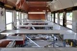 zniszczony wagon