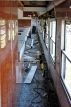 uszkodzony wagon pkp