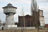 stara wieża ciśnień pkp poznań
