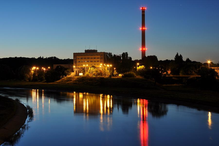 elektrocieplownia Garbary poznań