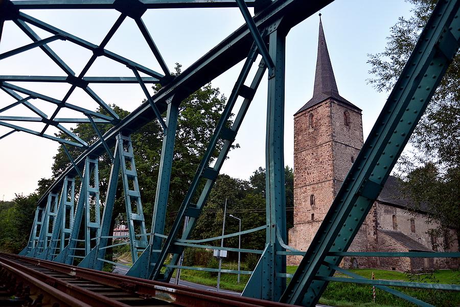 Świerzawa most