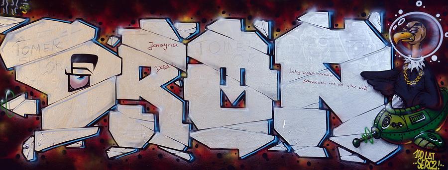 Grafitti poznań
