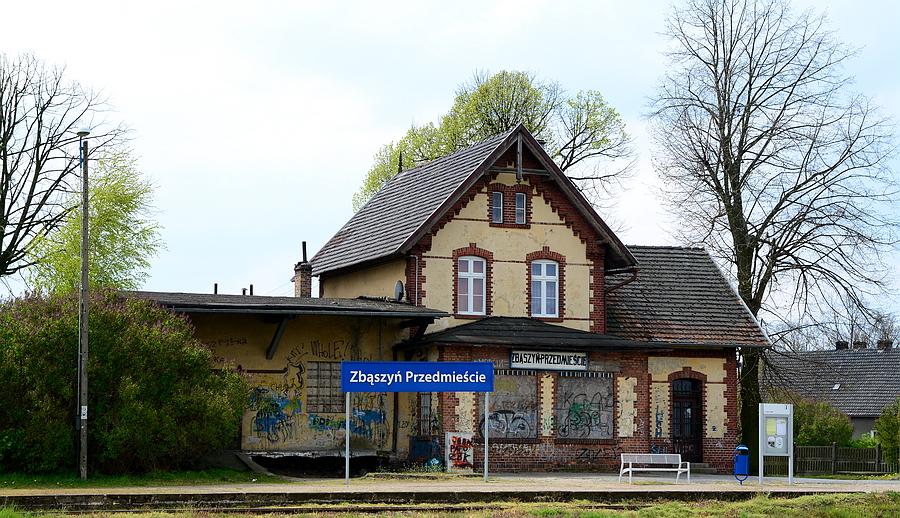 Zbąszyń Przedmieście PKP dworzec