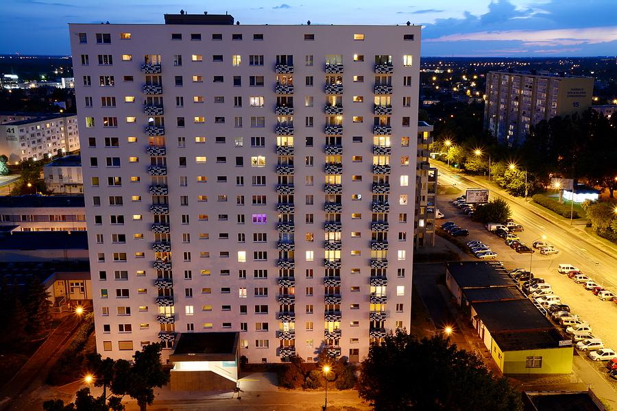 Osiedle Chrobrego Modernizacja Poznań