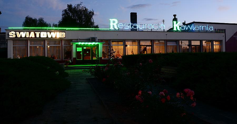 restauracja strzałkowo