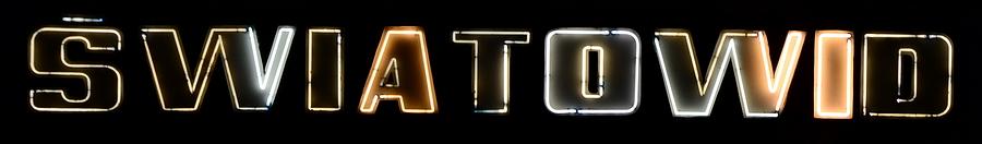 neon światowid restauracja