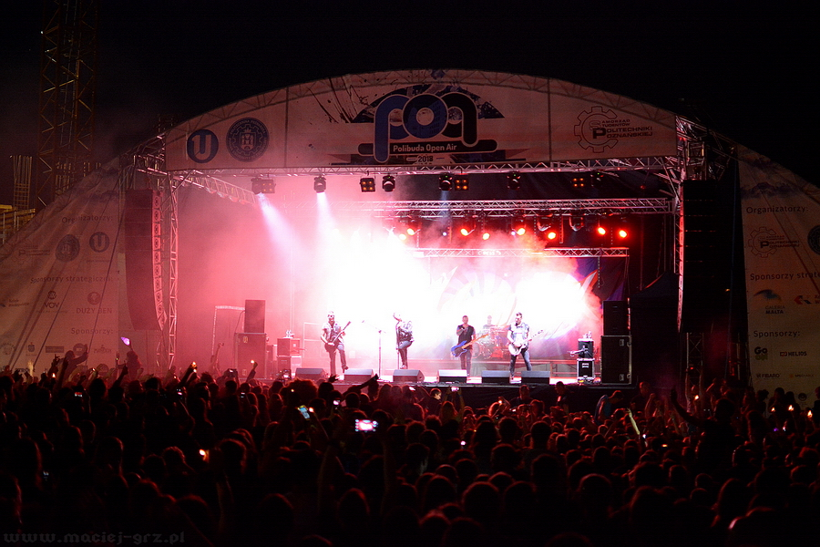 koncert Nocny Kochanek