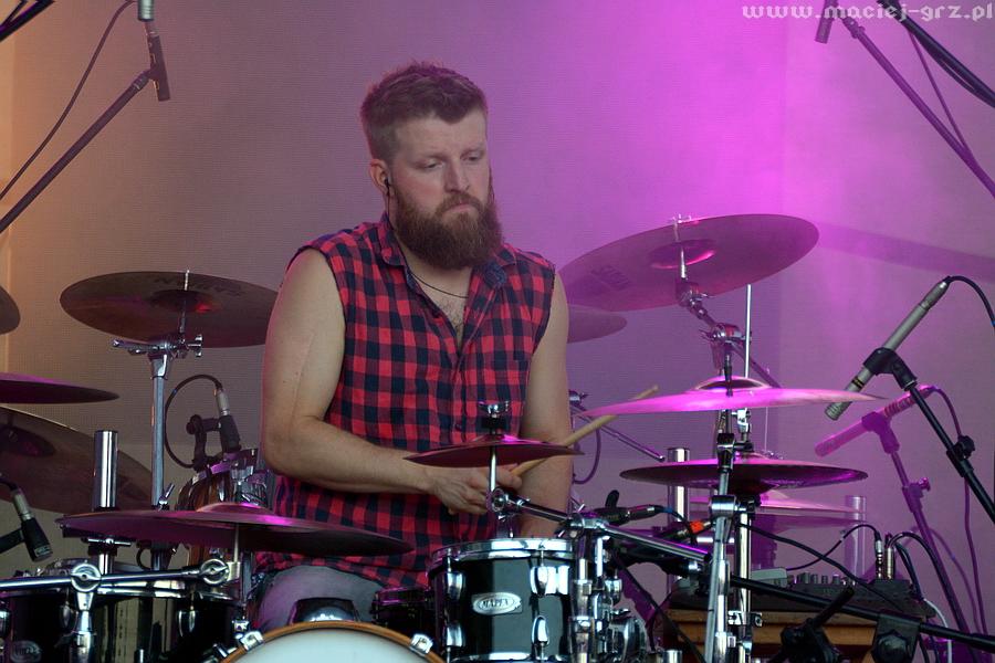 Mikołaj Stachura perkusja
