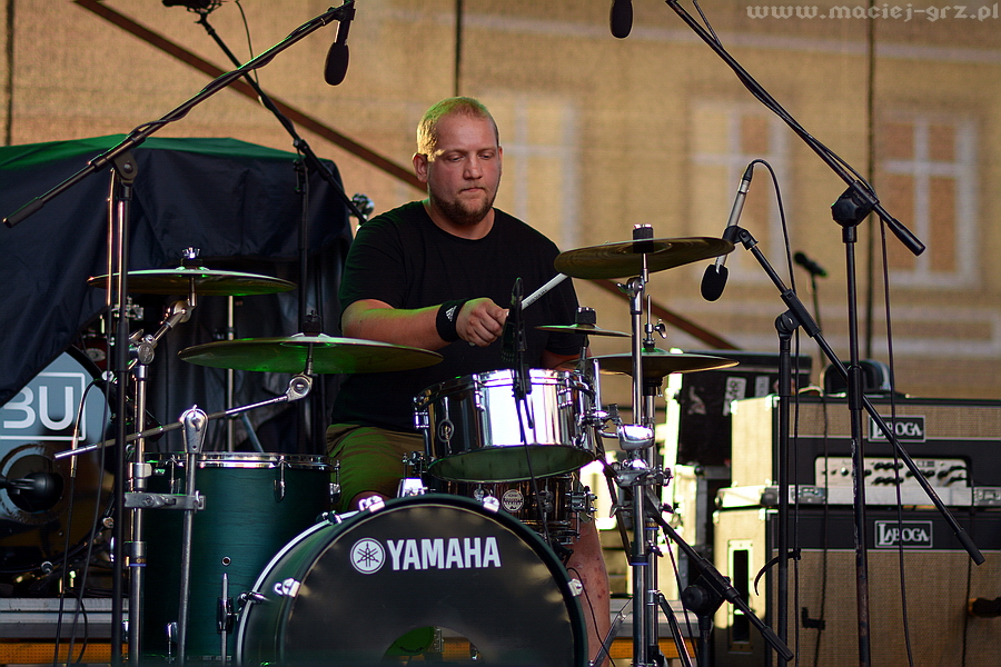 perkusja Dawid Grzech