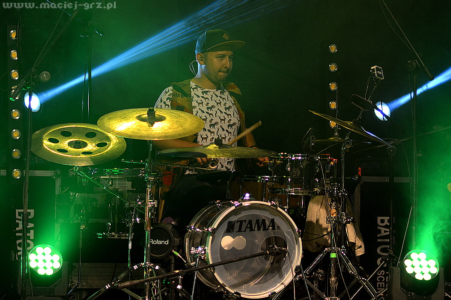 Paweł Łach perkusja