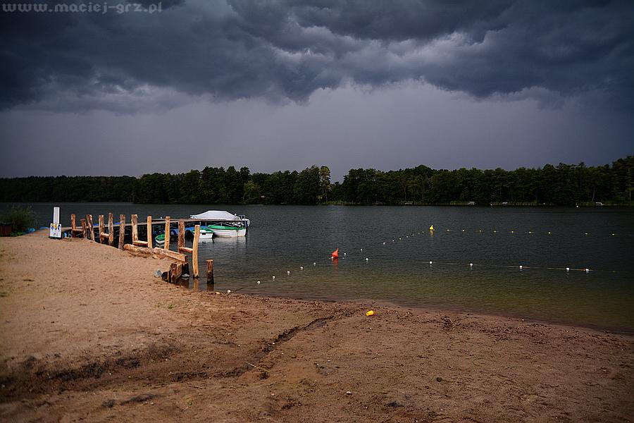 Jezioro Kuchenne Prusim