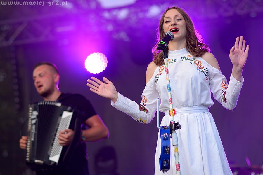 Wiola Kruk Krambabula wokalistka
