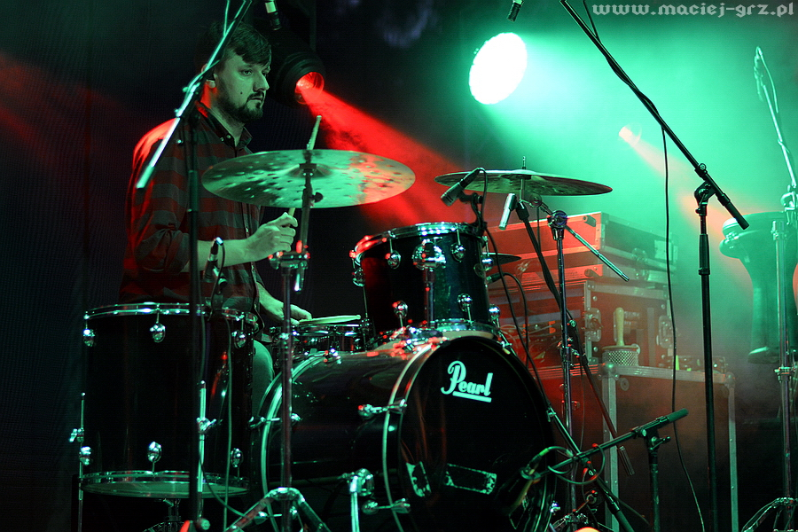 Kamil Falkor perkusja