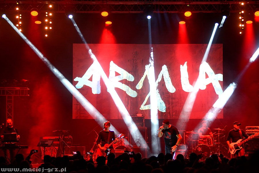 Koncert ARMIA