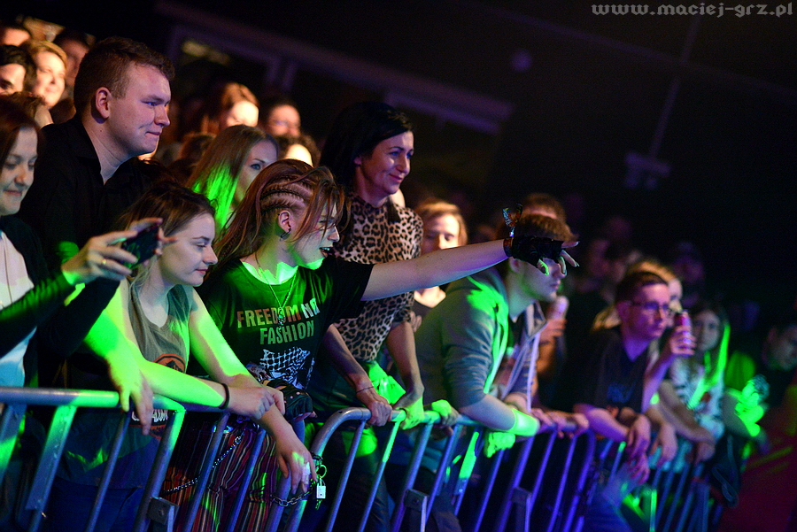 Punky Reggae Live publika