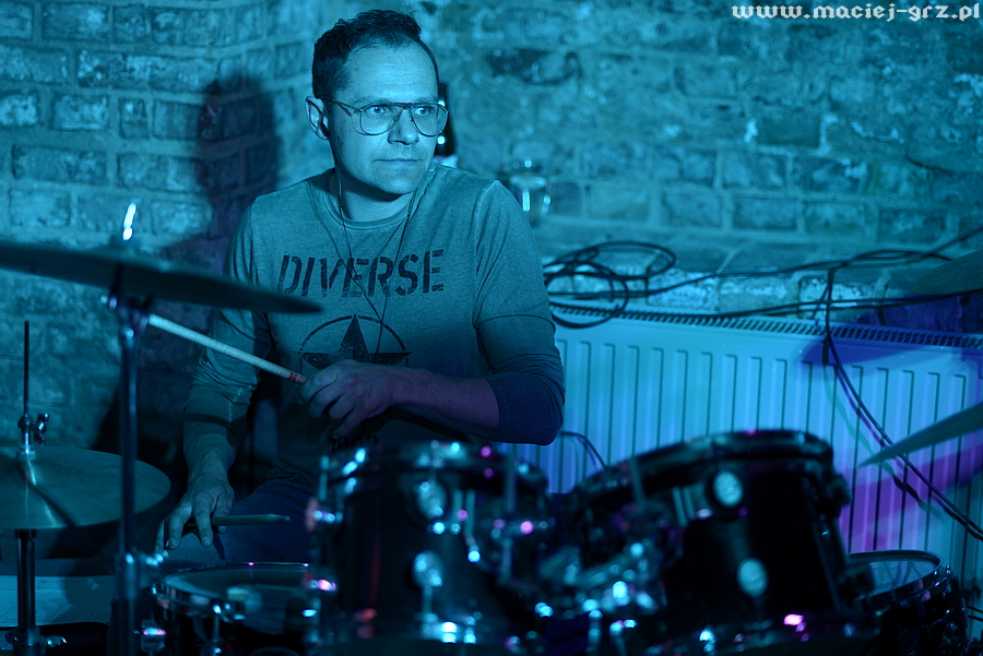 Jarek Koczorowski perkusja