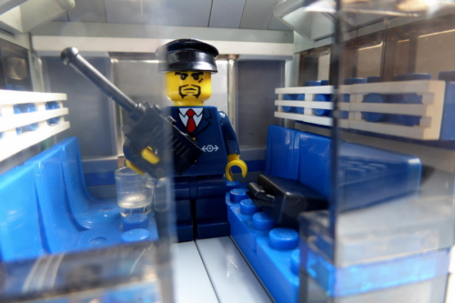 IN LEGO PKP TRAIN
