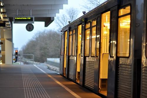 Amsterdam - metro